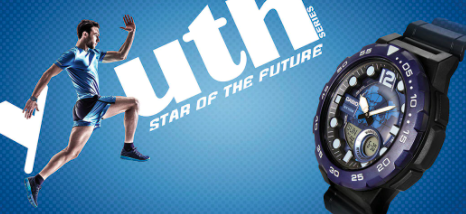 Casio-AD160-Youth-Series-Watches