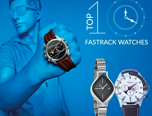 Fastrack Midnight Party Analog Black Dial Men's Watches